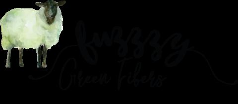 Fuzzzy Green Fibers